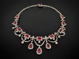 diamond necklace ruby images Extraordinary red ruby jewelry jewelry ruby necklace the jpg