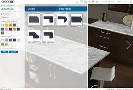 arborite introduces online laminate visualizer tool woodworking