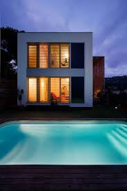 solar shading and smart design shape energy efficient barcelona home