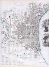 Diffusion Map A Close Look At Historical Maps Of Pennsylvania