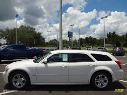 stone white 2007 dodge magnum r t exterior photo 68086718