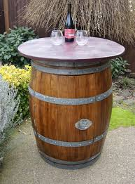 Wine Barrel Home Decor Wine Barrel Table Design Ideas Decor Design And Interior
