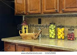 kitchen counter decor ideas trendy kitchen countertops decorations muruga me