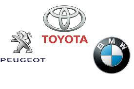peugeot car symbol toyota psa and bmw closest to achieving eu u0027s new co2 targets