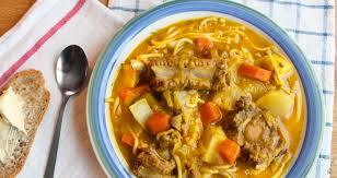 cuisine hiopienne soupe joumou kedny cuisine
