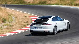 Porsche Panamera All White - porsche panamera turbo s e hybrid 2017 review by car magazine