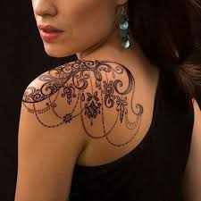 tattoos for stylish shoulder tattoos for getattoos us