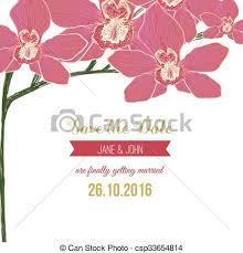 save the date birthday cards wedding save the date card with orchid flowers can be