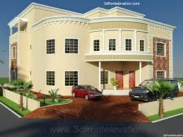 3d front elevationcom oman new arabian villa plan design single