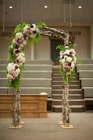 Wedding Arches Made From Trees Best 25 Wedding Arch Flowers Ideas On Pinterest Floral Arch