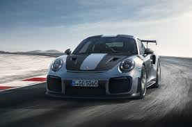 2018 porsche 911 gt2 rs revealed at goodwood automobile magazine