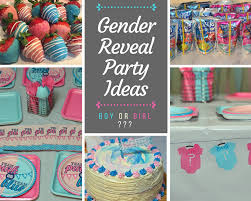 gender reveal party supplies ideas for hosting a gender reveal party