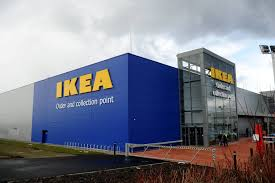 pictures first look inside to aberdeen u0027s new ikea store evening