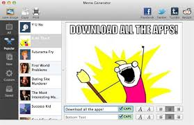 Meme Generator For Mac - meme generator for mac 100 images download straight outta meme