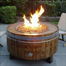 Wine Barrel Fire Pit Table by Firepits Decoration Wine Barrel Fire Pit Table Burner Wine