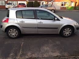 renault megane 05 plate 1 4 rush 5 door in rugeley