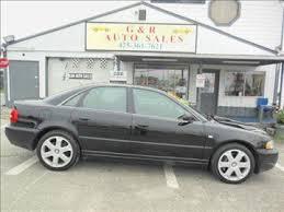 99 audi s4 2001 audi s4 for sale carsforsale com