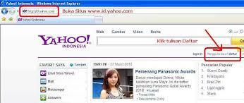 membuat email yahoo indonesia ilmu komputer cara daftar email di yahoo