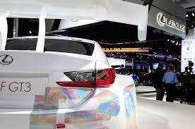 lexus rc gt3 lexus rc f gt3 to compete in imsa weathertech sportscar