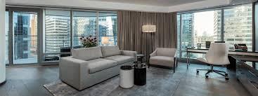 Two Bedroom Hotel Suites In Chicago Luxury Suites Vancouver Trump Vancouver Two Bedroom Suites