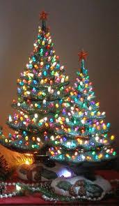 ceramic christmas trees ceramic christmas trees decor 5ahdc fifth avenue designs