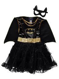 batgirl halloween costume accessories batgirl fancy dress costume kids george at asda