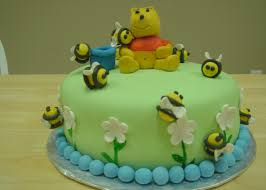 winnie the pooh cake everything else is cake