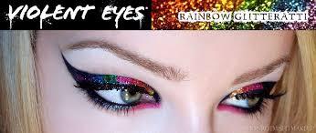 Eyeliner Tattoo Violent Eyes | monroe misfit makeup beauty blog review violent eyes glitteratti