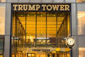 trumps home in trump tower donald trump s new york real estate empire mapped