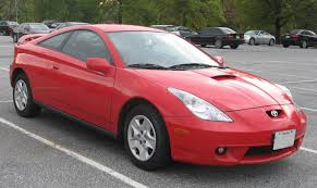 1998 toyota celica information and photos zombiedrive