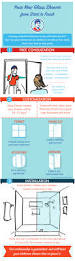 sliding shower door repair glass doctor what to expect during shower installation with glass doctor