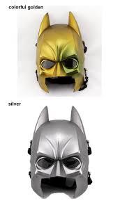 aliexpress com buy unisex sale half face latex batman mask