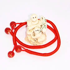 bracelet with red string images Lucky red string ceramic bead bracelet trendybracelets biz jpg