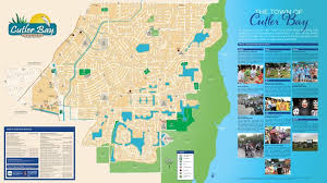 florida towns map cutler bay fl town map