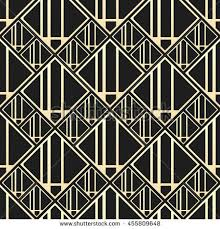 art deco style vector seamless pattern art deco style stock vector hd royalty free