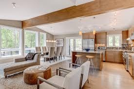 create kitchen floor plan small open floor plan kitchen living room separating a great room