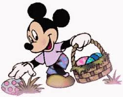 easter mickey mouse clipart easter clipart