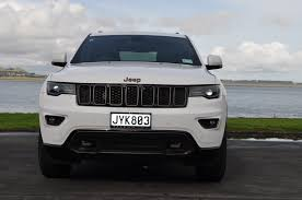 jeep grand cherokee front grill jeep grand cherokee 75th anniversary edition 2016 new car review