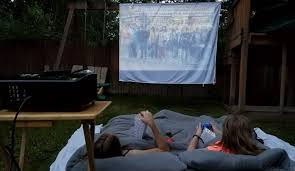 secret tips for creating an awesome diy backyard movie screen setup