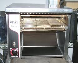 Conveyor Toaster Oven Toasters A Z Restaurant Equipment Buy Sell Trade
