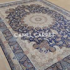 Bargain Area Rugs Hand Knotted Discount Area Rugs 10x14 Camel Carpet