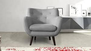 siege scandinave gris extérieur idées d sur adele fauteuil scandinave tissu gris