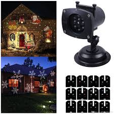 Outdoor Led Up Lighting Outdoor Led Spotlight Projector Holidays Landscape Auto
