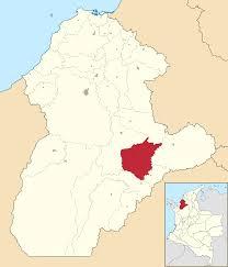 Cordoba Spain Map by