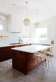 Acrylic Kitchen Cabinets Pros And Cons Best 25 Mid Century Kitchens Ideas On Pinterest Midcentury