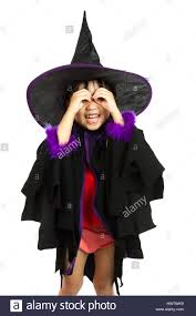 halloween costumes with white background asian little chinese wearing halloween costume isolated on