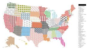 A Map Of The Usa by The 5 Most Divisive Usa Stereotype Maps Free Printable Maps The