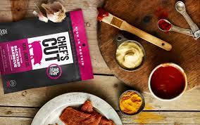 backyard barbecue real pork jerky u2013 chef u0027s cut real jerky co