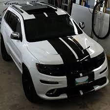 jeep cherokee decal 1x full stripe kit decal sticker graphic compatible with jeep