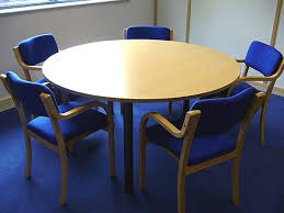 used round office table used office furniture conference tables used office conference